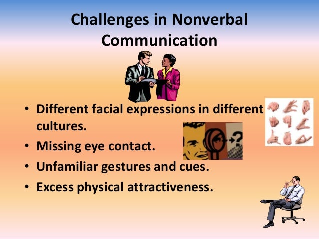 communication challenges The purpose of this research is to understand different communication challenges that individuals face at their work place in new zealand.