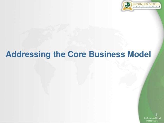 Brainstorming with the Business Model Wheel (TM) Slide 2