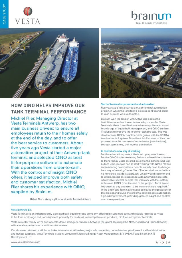 Michiel Flier, Managing Director at Vesta Terminals Antwerp, has two main business drivers: to ensure all employees return...
