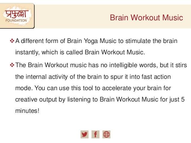 Brain Yoga and Brain Workout