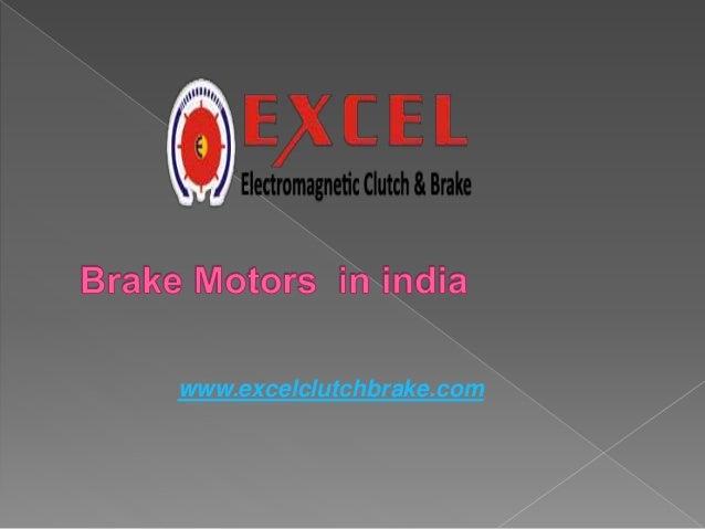 www.excelclutchbrake.com