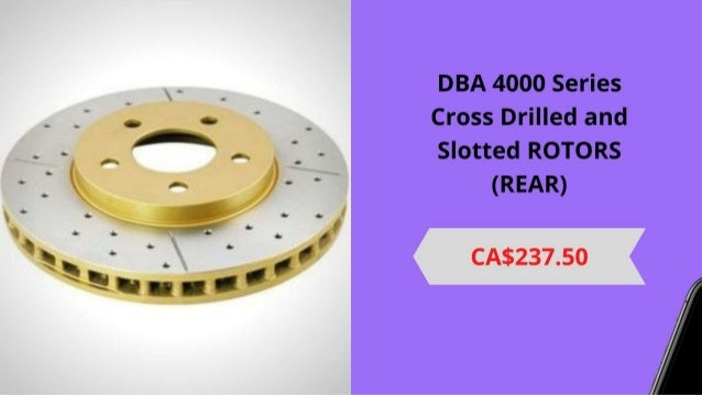 Brake Rotors and Suspension Brakes Products at SubieDepot Slide 3