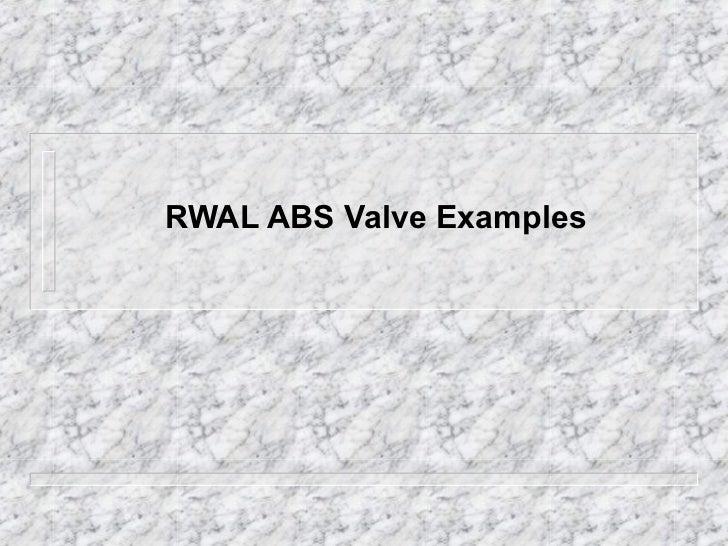 Brakestrip Presentation on Brake Proportioning Valve Reset