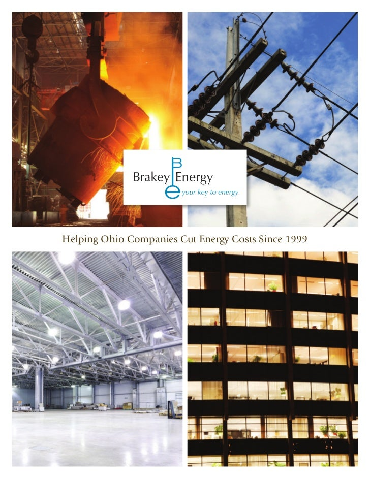 Helping Ohio Companies Cut Energy Costs Since 1999