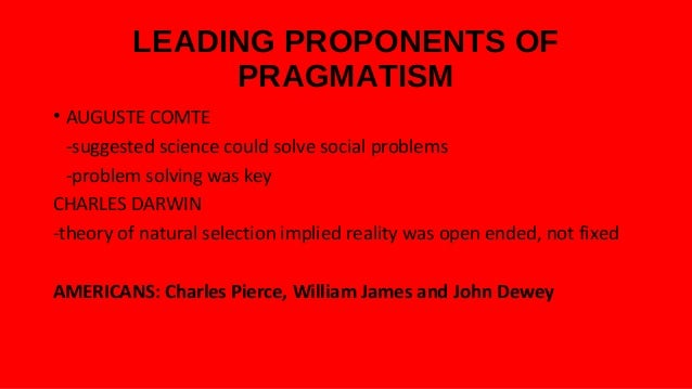 Metaphysics and realism proponents st