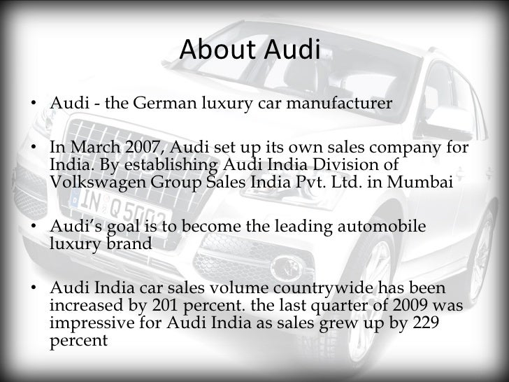 3 desired German car Brands