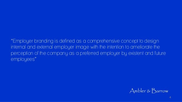 "60 Quotes On HR ""Employment Brand"" Impressive Branding Quotes"