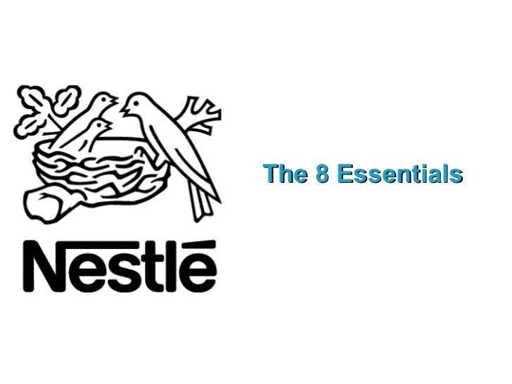 The 8 Essentials