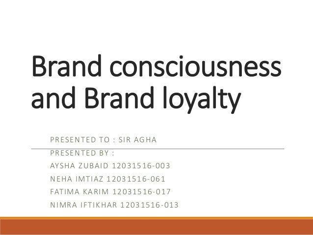 Brand Attitudes of Brand Loyals of Beauty Soaps