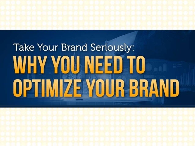 Brand optimization- CliqueRevolution