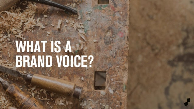 How to Build a Brand Voice Toolkit Slide 3