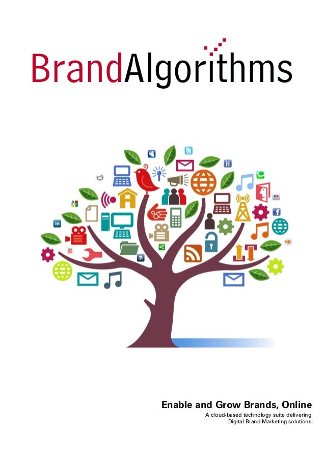 BrandAlgorithms       Enable and Grow Brands, Online               A cloud-based technology suite delivering              ...