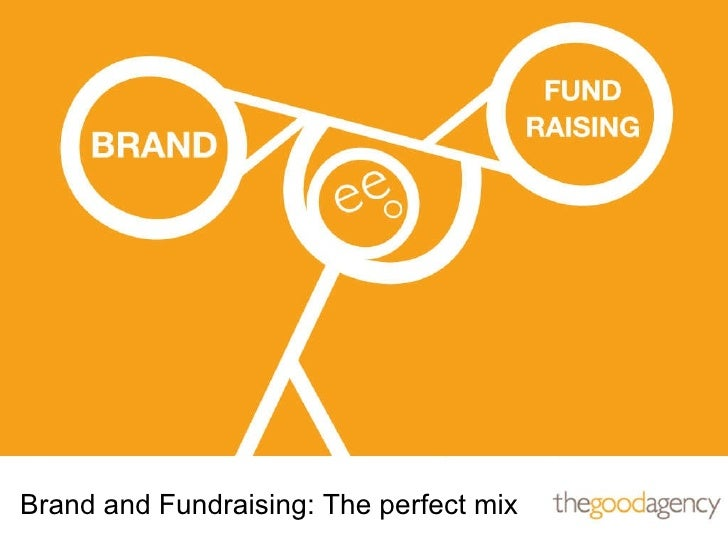 Brand and Fundraising  – The perfect mix Insert Boxing illustration from Margit  Brand and Fundraising: The perfect mix