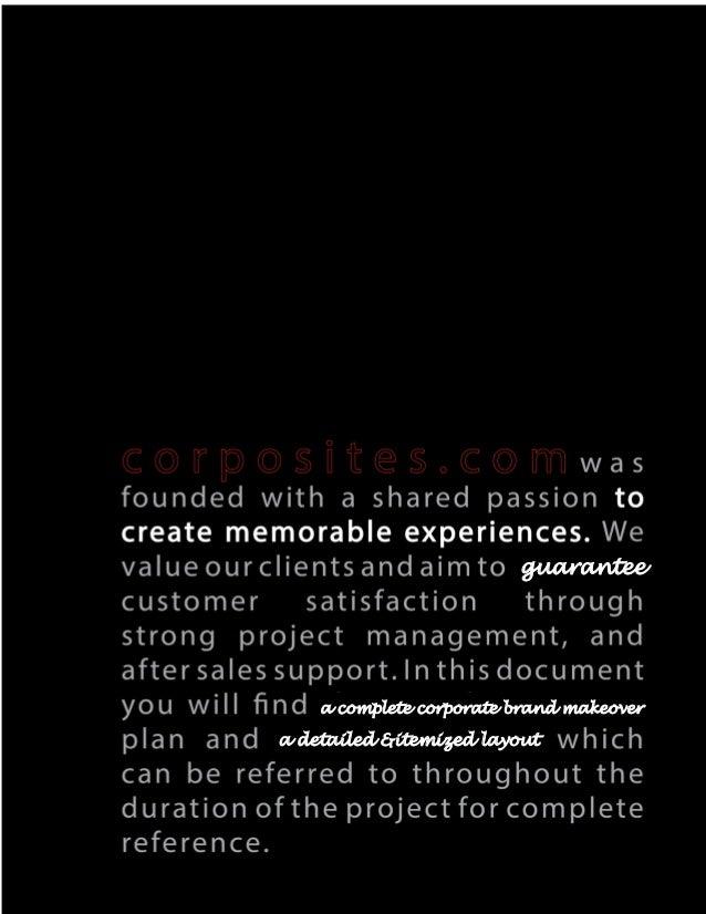 Brand audit catalogue Slide 3