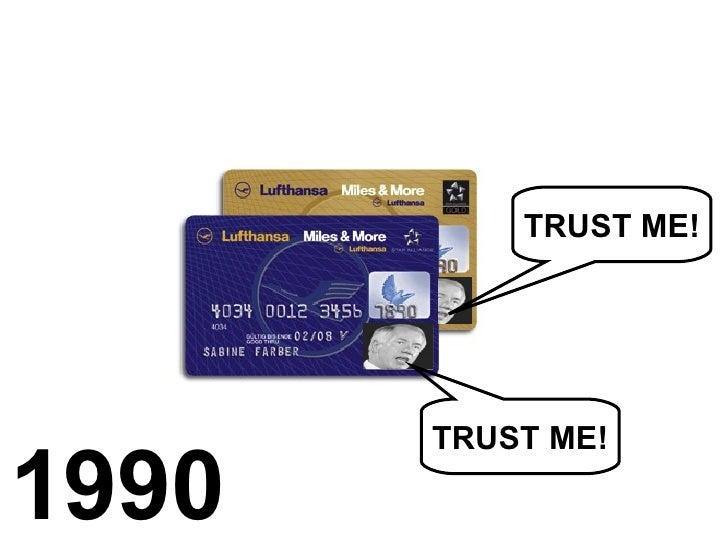 TRUST ME! TRUST ME! 1990