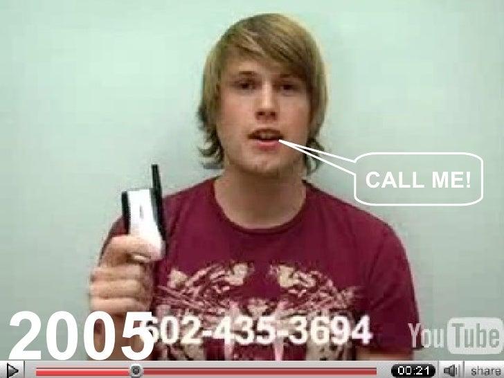 CALL ME! 2005