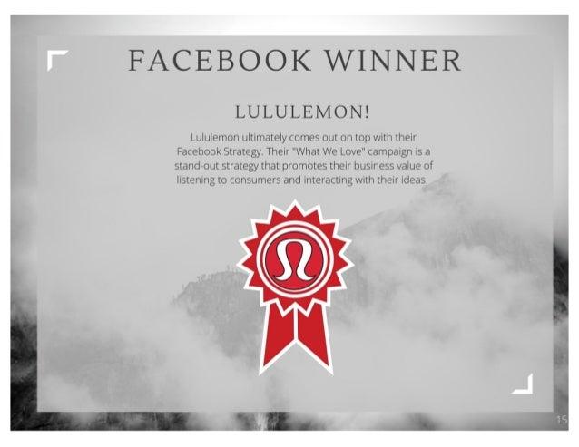 bdd5d59ef99 Lululemon v. Athleta Social Strategy Comparison