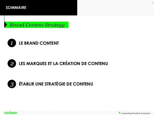 Brand Content Strategy by Vanksen Slide 2