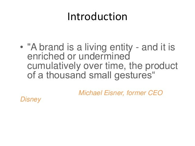 Aligning Brand with Mission Slide 2