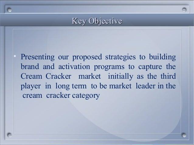 Brand development ( Cream Cracker  for Skin Beauty) Slide 3