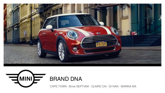 brand dna analysis: mini