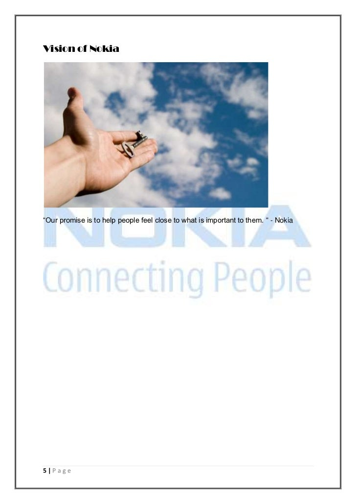 repositioning of nokia Strategic repositioning by means of alliance networks: the case of ibm k dittrich   discontinuities: the case of nokia in the mobile telecommunication industry.