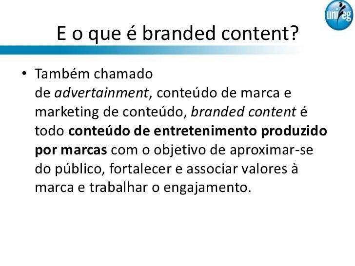 Branded content Slide 3