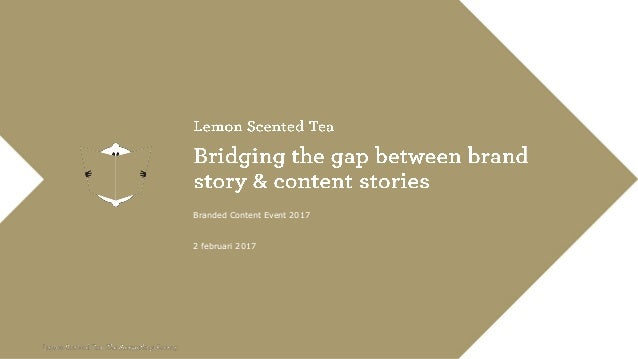 Branded Content Event 2017 2 februari 2017