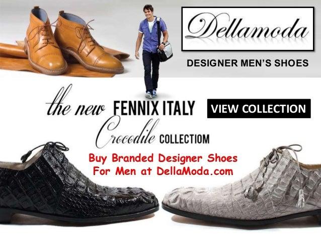 5c78b1b4609 Buy Branded Designer Shoes For Men at DellaModa.com