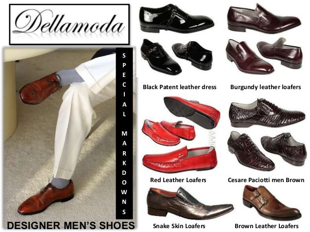 d115daf9a0f ... Cesare Paciotti Men s Shoes Black Leather Buckle Sandals Burgundy Suede    Leather Buckle Sandals  6.