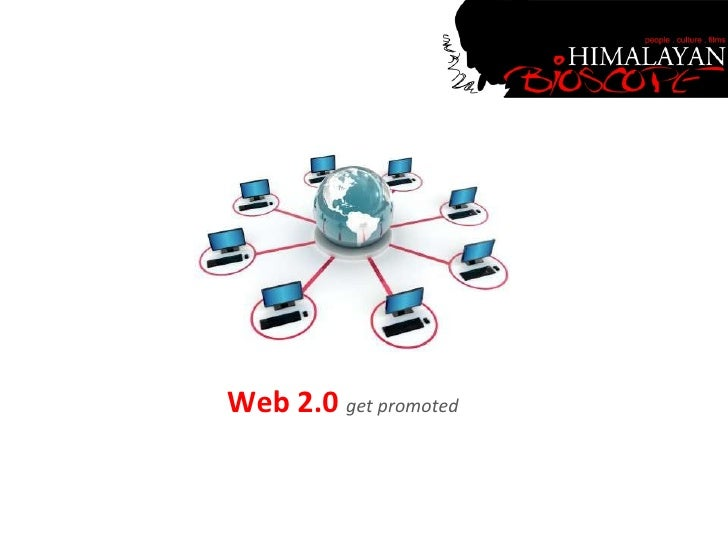 Web 2.0  get promoted