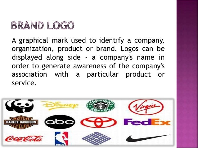 A graphical mark used to identify a company, organization, product or brand. Logos can be displayed along side - a company...