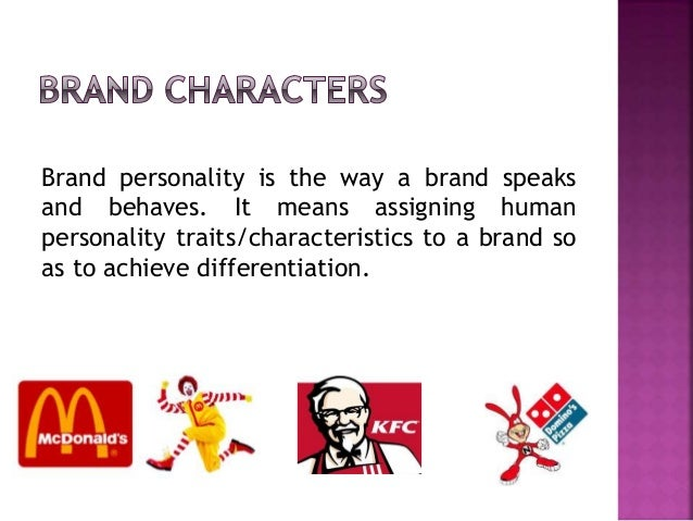 Brand personality is the way a brand speaks and behaves. It means assigning human personality traits/characteristics to a ...