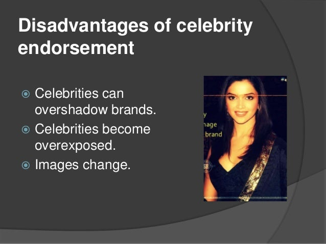 The Pros and Cons of Celebrity Marketing - Product2Market