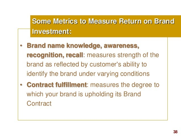 measuring brand equity under umbrella branding The brand resonance period is a model used to measure the brand equity umbrella branding does not mean that the whole product portfolio of a firm will fall under one brand name as the company can go for different approaches of branding for different product lines.