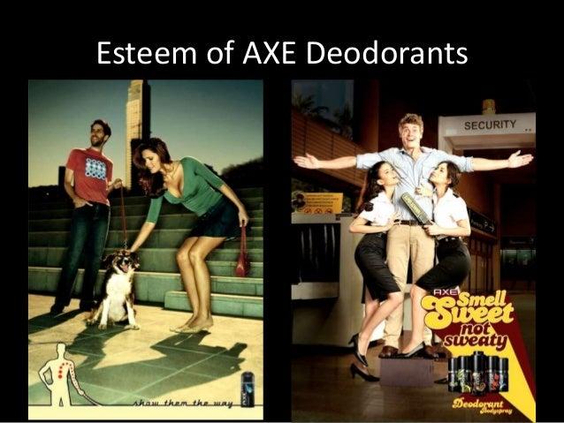 Brand equity of axe deodrant