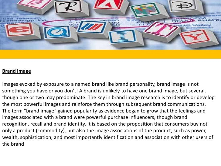 Understand brand meaning and market appropriate products in an appropriate manner.