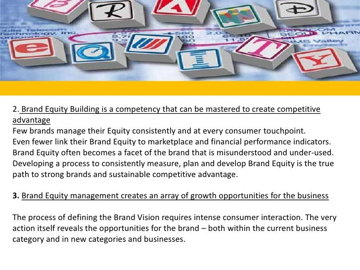 Employ a full range of complementary brand elements and supporting marketing activities.