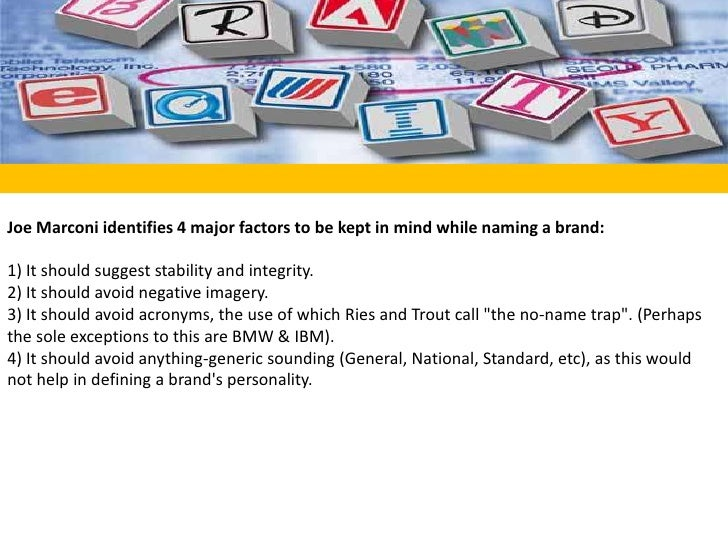 Establish credibility and appropriate brand personality and imagery.