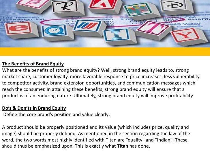 Implement a brand equity measurement system to ensure that   marketing actions properly reflect the brand equity concept.<...