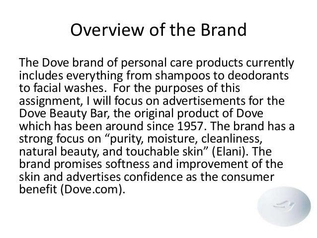 about dove shampoo