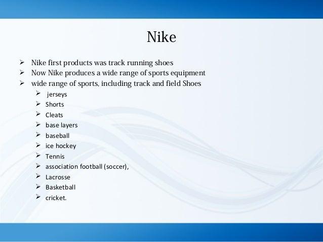 nike branding strategies