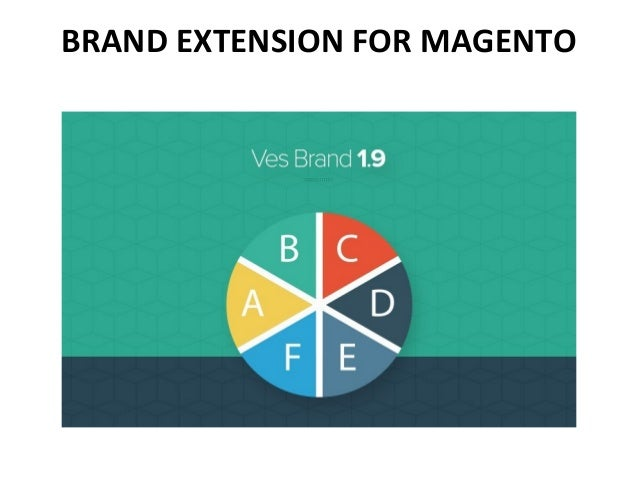 BRAND EXTENSION FOR MAGENTO