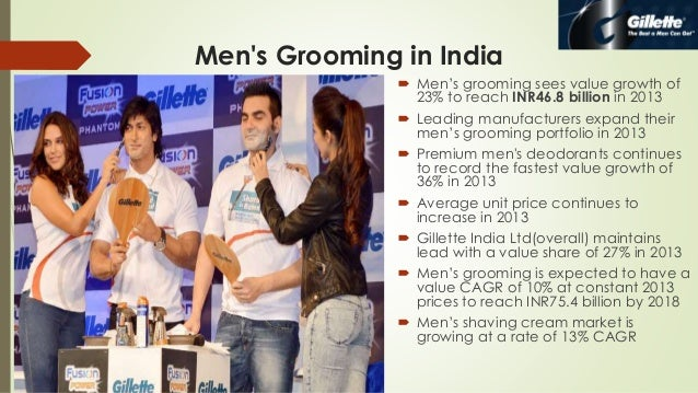 an analysis of the shaving cream market in india and the business strategy of gillette This report analyzes the worldwide markets for shaving lotions and creams in zushka shaving cream for men in india a market analysisiii-50 shaving.