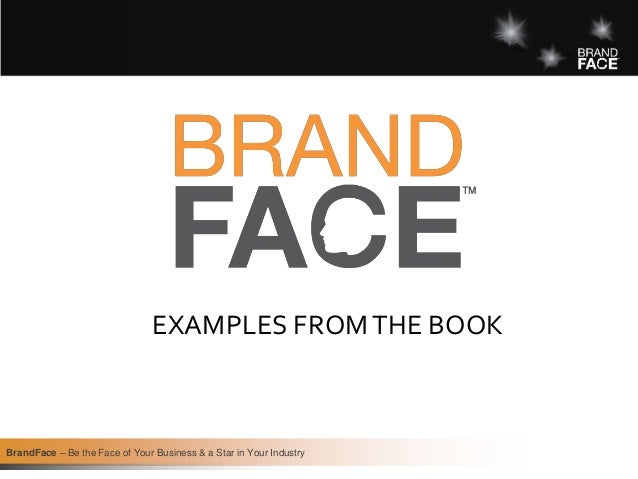 brandface for real estate professionals updated be the face of your business a star in your industry