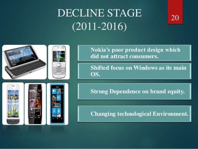 Nokia's fall from grace: The Background Story