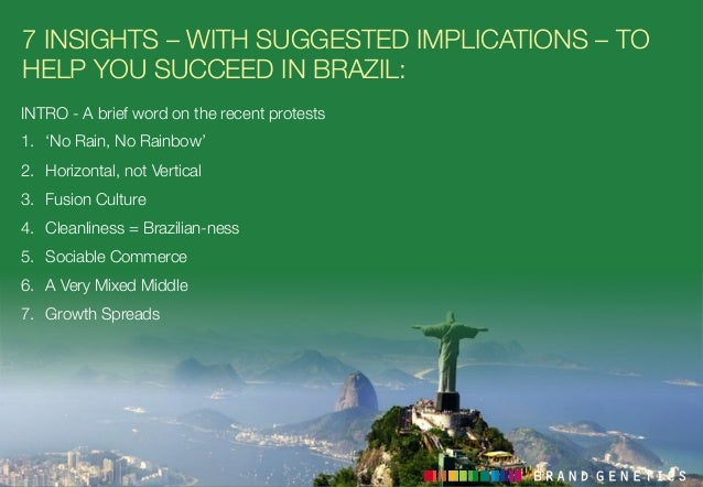Hot from Brazil: 7 insights into the world of the Brazilian