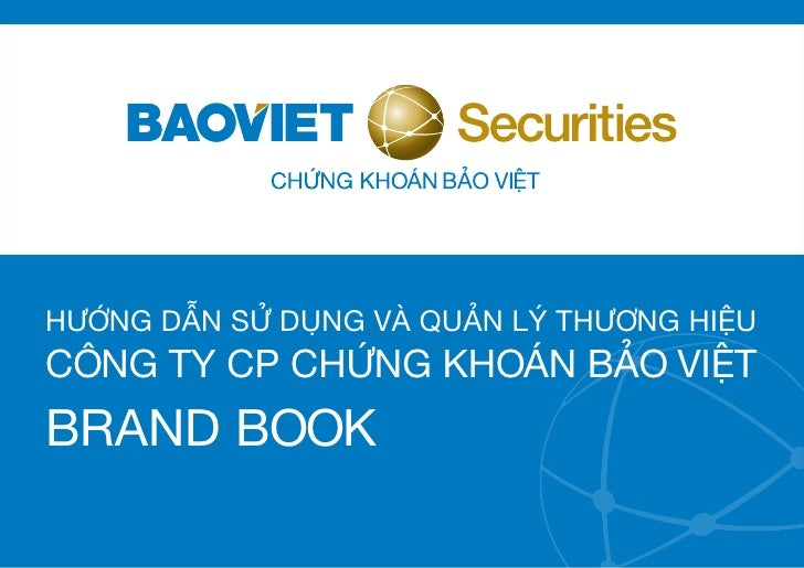 Brand guide line BV Securities