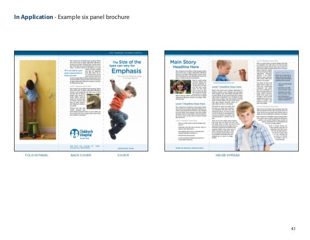 east tennessee children s hospital brand guidelines