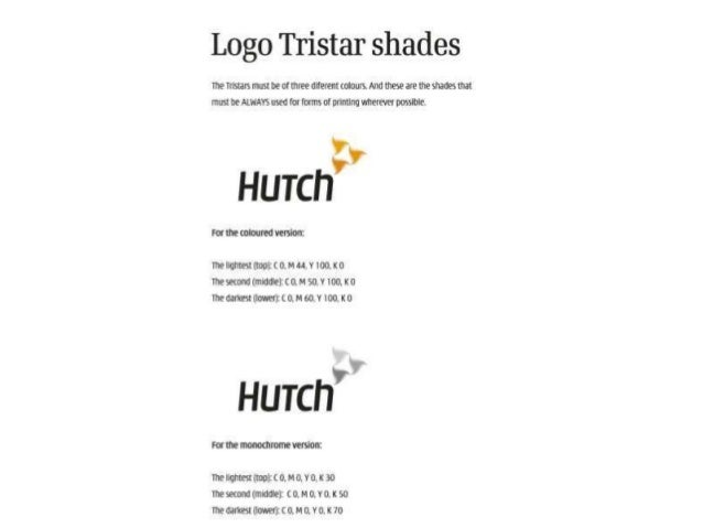 Brand guidelines mannual for tsp